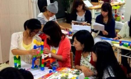 親子で学ぶ療育プログラム